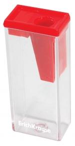 Точилка Пластик с контейнером City Ассорти  (21830)