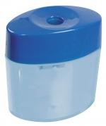 Точилка Пластик с контейнером Smart&Sharp Ассорти  (21833)