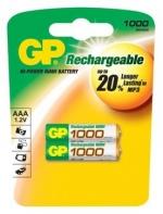 Батарейка аккумуляторная GP ААА (цена за 1шт)  (LR03)