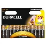 Батарейка Duracell LR6 12шт/уп (цена за 1шт)  (LR6)