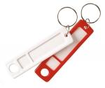 Брелок д/ключей с инфо-окном прямоуг (цена за 1шт)  (362)